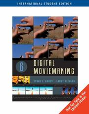 Cover of: Digital Moviemaking (Ise)