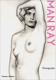 Cover of: Man Ray Photographs