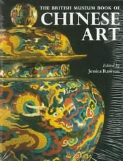 Cover of: The British Museum Book of Chinese Art