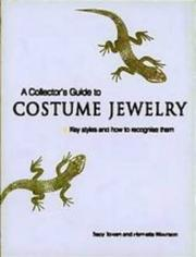 Cover of: A Collector's Guide to Costume Jewelry