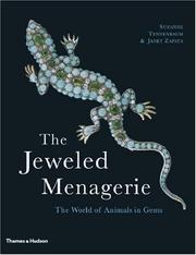 Cover of: The Jeweled Menagerie