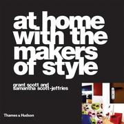 Cover of: At Home with the Makers of Style