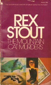 Cover of: The Mountain Cat Murders