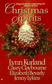 Cover of: Christmas Spirits