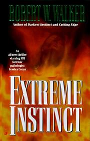 Cover of: Extreme Instinct