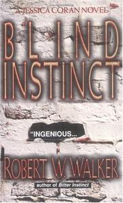 Cover of: Blind Instinct (Jessica Coran)