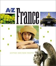 Cover of: France (A to Z (Children's Press))