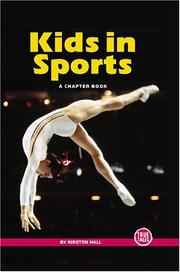 Cover of: Kids In Sports: A Chapter Book (True Tales: Sports)