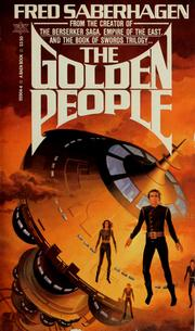 Cover of: Golden People