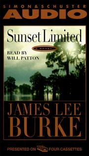 Cover of: Sunset Limited (Dave Robicheaux Mysteries (Audio))