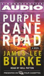 Cover of: Purple Cane Road (Dave Robicheaux Mysteries (Audio))