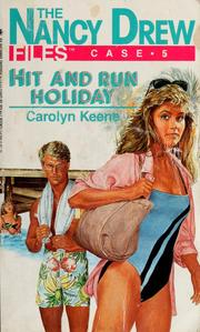 Cover of: Hit-and-run holiday