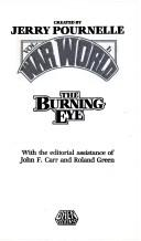 Cover of: The Burning Eye (Warworld, Book 1)