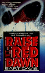 Cover of: Raise the Red Dawn