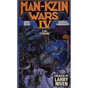 Cover of: Man-Kzin Wars IV