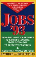 Cover of: Jobs 1993 (Jobs)