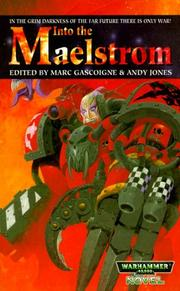 Cover of: Into the Maelstrom (Warhammer 40,000 Novels)