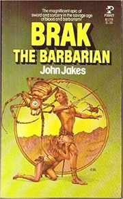 Cover of: Brak the Barbarian