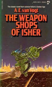 Cover of: The Weapon Shops of Isher