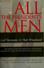 Cover of: All the President's Men