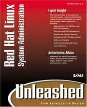 Cover of: Red Hat Linux System Administration Unleashed (with CD-ROM)