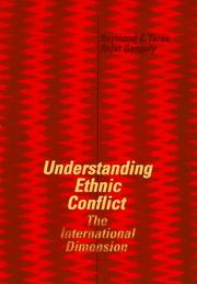 Cover of: Understanding Ethnic Conflict