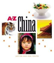Cover of: China (A to Z)