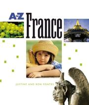 Cover of: A to Z France (A to Z)