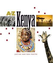 Cover of: Kenya (A to Z)