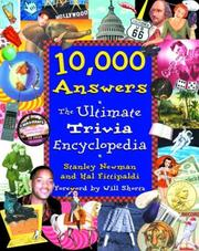 Cover of: 10,000 Answers