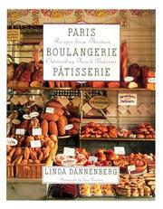 Cover of: Paris Boulangerie-Patisserie