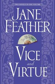 Cover of: Jane Feather: Two Novels in One Volume: Vice and Virtue