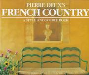 Cover of: Pierre Deux's French Country