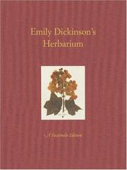 Cover of: Emily Dickinson's Herbarium