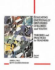 Cover of: Educating Emotionally Disturbed Children and Youth