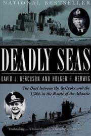 Cover of: Deadly Seas