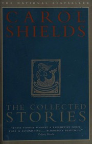 Cover of: The Collected Stories of Carol Shields