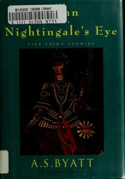 Cover of: The Djinn in the Nightingale's Eye: five fairy stories