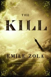 Cover of: The kill