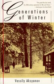 Cover of: Generations of Winter