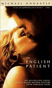 Cover of: English Patient Open Market Ed