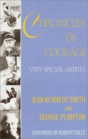 Cover of: Chronicles of Courage