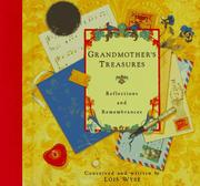 Cover of: Grandmother's Treasures: Reflections and Remembrances