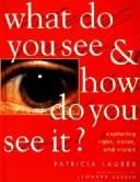Cover of: What Do You See-Glb
