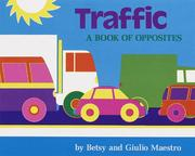 Cover of: Traffic Board Book