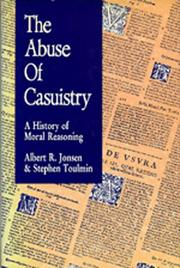 Cover of: The Abuse of Casuistry