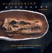 Cover of: Discovering Dinosaurs