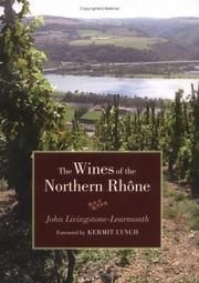 Cover of: The Wines of the Northern Rhône