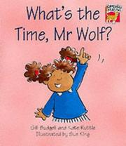 Cover of: What's the Time, Mr Wolf? (Cambridge Reading)