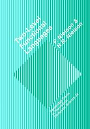 Cover of: Two-Level Functional Languages (Cambridge Tracts in Theoretical Computer Science)